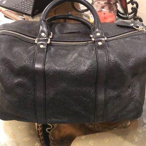 Authentic Guccissima Boston Bag